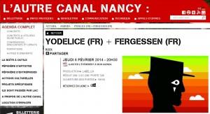 Fergessen + Yodelice 2