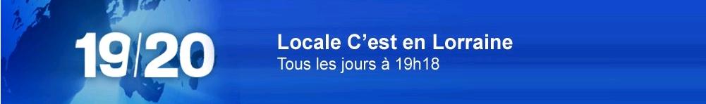 LOGO du 19-20 - France 3 Lorraine