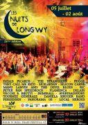 LONGWY (54) - FESTIVAL LES NUITS DE LONGWY