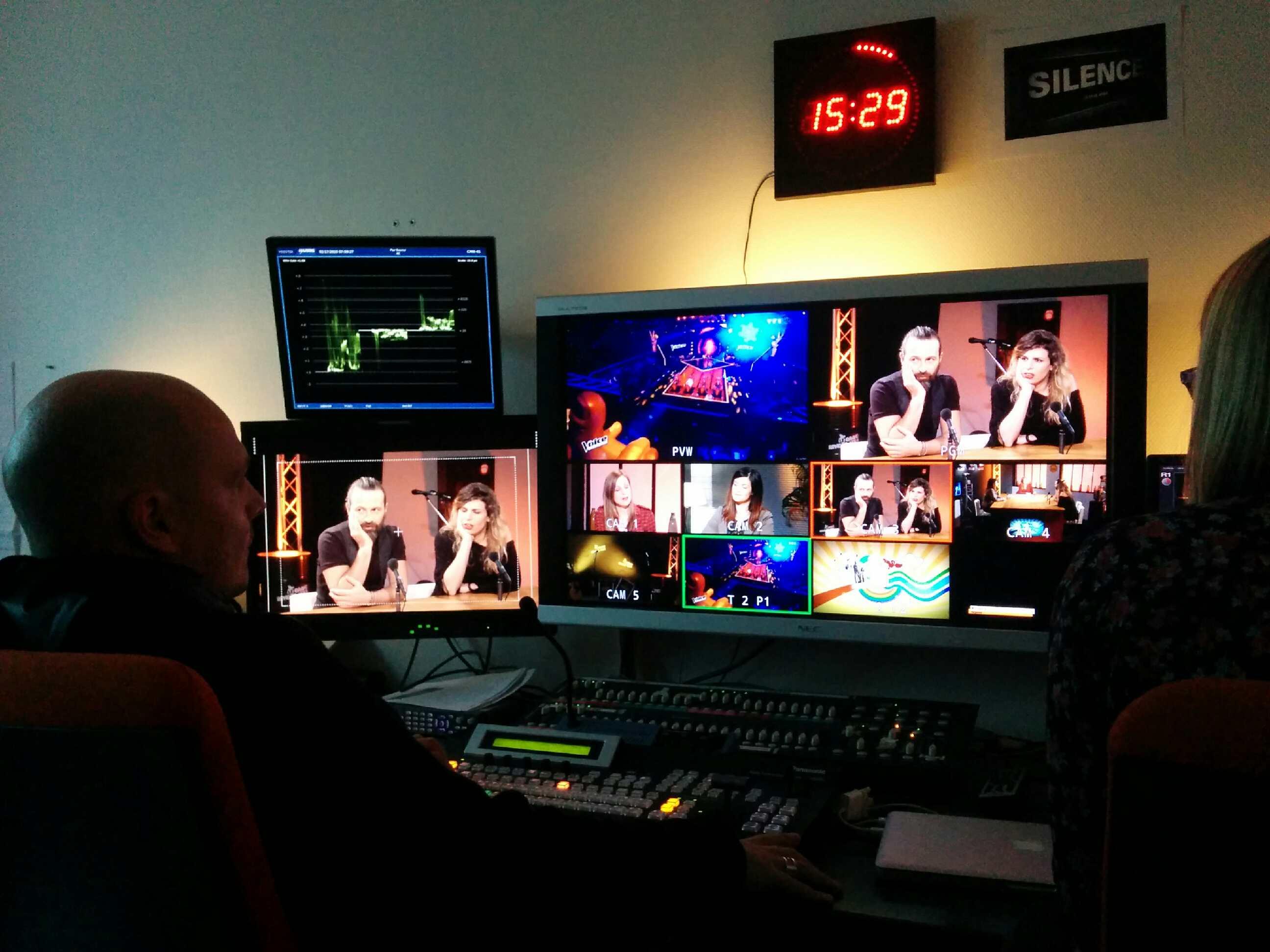 Le grand RDV - Mirabelle TV - 18 février 2015 - Régie