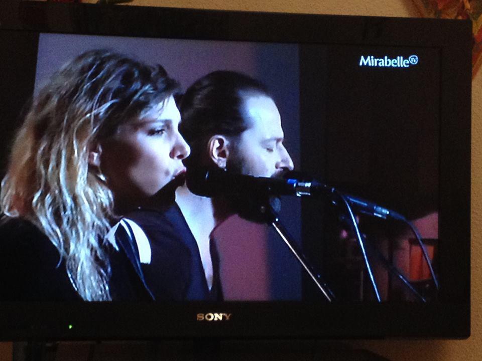 Photo de la télé