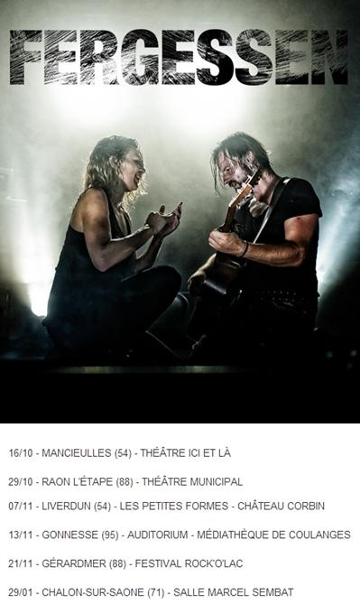 Flyer - Dernières dates tournée FAR EST