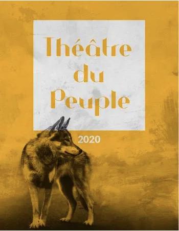 BUSSANG (88) - LE THÉÂTRE DU PEUPLE - Maurice Pottecher